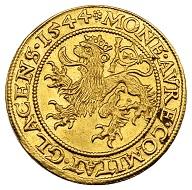 Lot 5044: Speyer. Heinrich Hartard Freiherr von Rollingen, 1711-1719, on his election as Bishop of Speyer. Extremely rare. Extremely fine. Estimate: 25,000,- euros.