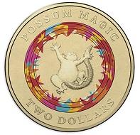 Australia / 2 Dollars / AlBr / 6.6g / 20.5mm.