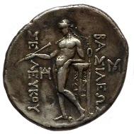 Seleucids, Seleukos II. Antioch, ca. 224-226 BC. AR tetradrachm. Very fine. 525 EUR.