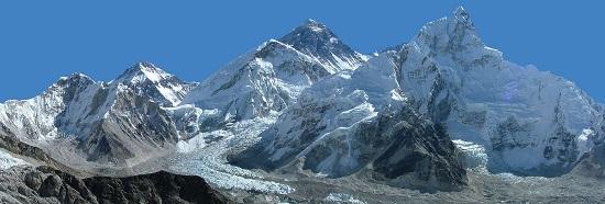 Mount Everest. Foto: Fabien1309 / Wikipedia.
