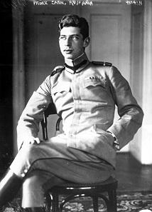 Der junge Karl II. als Kronprinz.