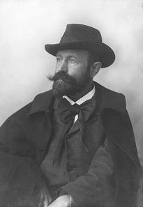 """Der Schaffhauser """"Etruskologe"""" und Maler Heinrich Wüscher (1855-1932)."""
