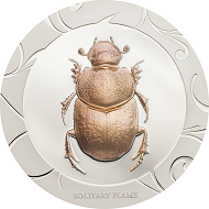 Scarab Selection II – Solitary Flame.