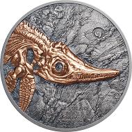 Mongolia / 500 Togrog / Silver .999 / 1 oz / 38.61 mm / Mintage: 999.