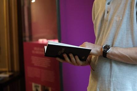 Das Buch zur Ausstellung. Foto: Thomas Ernst, Winterthur.