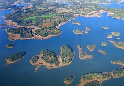 Finland is known for it's beautiful landscape / Photo: Plenz CC BY 2.5