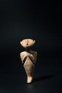 Prehistoric Kylia idol. Estimate: 12,000 euros.