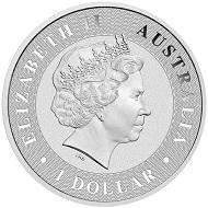 Australia / 1 AUD / Silver .9999 / 1 oz / 40.6mm.