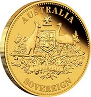 Australia - 25 AUD - 916 gold - 7.99 g - 22.6 mm - Mintage: 2.500.