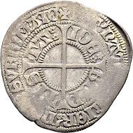 Lot 5003: Aargau, Laufenburg, City mintage. Groschen (Grossus) 1505, Laufenburg. Hammer price: SFr 26'000.