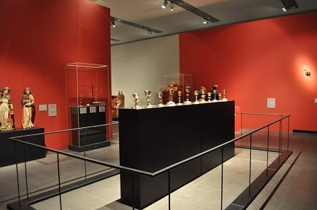 Blick in die Ausstellung. © Museum Schnütgen, Köln.