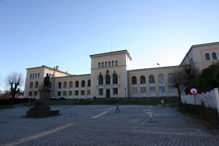 Bergen University Museum, founded in 1825. Photo: Nina Aldin Thuna / Wikimedia Commons / CC BY-SA 3.0.
