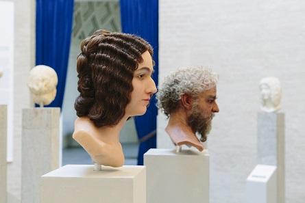 "Iulia Domna und Septimius Severus: Die Präsentation von ""alt"" und"