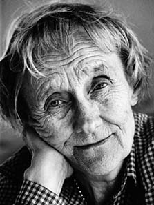 Astrid Lindgren will appear on the new 20 krona banknote. - Source: Jacob Forsell / Scanpix.