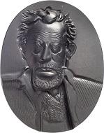 Ernst Barlach (1870–1938), Medaille von Hans Burgeff, 1970, © Münzkabinett - Staatliche Museen zu Berlin / Lutz-Jürgen Lübke (Lübke & Wiedemann).