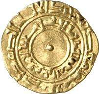 Al-Mu'izz (935-975). Robai, Palermo, 343 A. H. (= AD 954/5) From Künker sale 137 (2008), 3784.