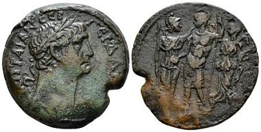 Lot 348: Egypt. Alexandria. Trajan, 98-117. Drachm, circa 107-108 (year 11). From the Dattari collection. Starting Bid: 180 GBP.