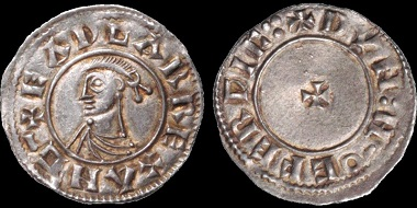 Auction 37 Lot 109: Anglo-Saxon. Eadgar. 959-975. AR penny. Ex SCBI 30. American Collections. No 396. John Dresser. Estimate: $10,000.