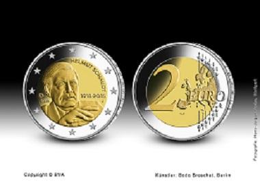 100. Geburtstag Helmut Schmidt.