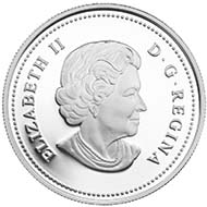 Canada - 20 CAD - 999silver - 31.39 g - 38 mm - Design: Laurie McGaw (reverse), Susanna Blunt (obverse) - Mintage: 15,000.