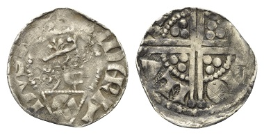 Lot 205: Counts of Lippe, 1229-1265. Penny, unknown mint.