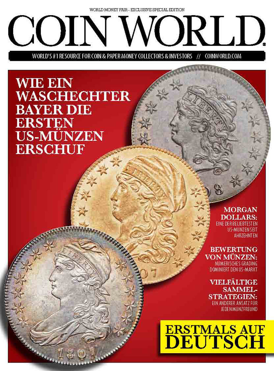 Coinworld, Coin World World Money Fair Exclusive Special Edition,