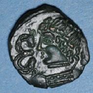 Lot 47: Ambiani. Bronze.