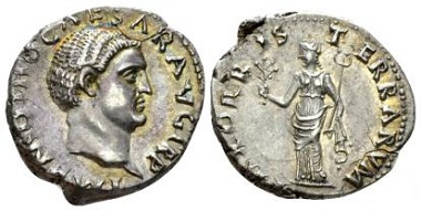 Lot 639: Roman Imperial. Otho, 15 January - mid April 69. Denarius circa 69, Rome. RIC 4. Ex Leu sale 7, 1973, 353. XF. Starting Bid: 800 GBP.