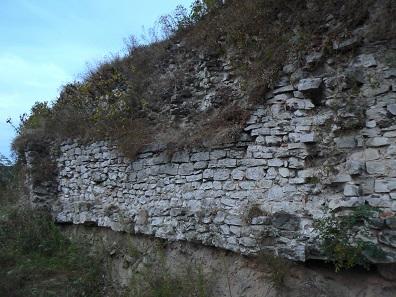 Bislang ist die Festung Kaleto Mesdras bekanntestes archäologisches Denkmal. Foto: Vassia Atanassova / CC BY-SA 3.0