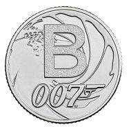 B: Bond... James Bond.