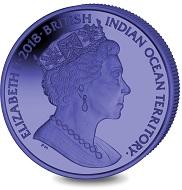 Great Britain / 2 GBP / Titanium / 10.00gms / 36.10mm / Mintage: 7,500.
