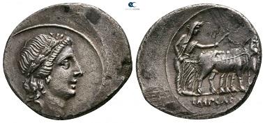 Lot 294: The Triumvirs. Octavian. Denarius, struck autumn 30 - summer 29 BC, possibly Rome. Very fine.