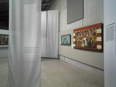 Blick in die Ausstellung. © Schweizerisches Nationalmuseum.