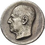 Walter Mirko Stoecklin was the last coin collector in Stoecklin family. His death in 1981 put an end to the collection.
