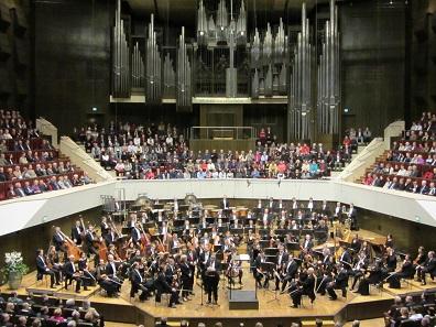 Das Gewandhausorchester blickt auf eine große Tradition zurück und ist noch heute eines der weltweit bekanntesten Orchester. Quelle: BVA.