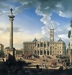 Fig. 6: Santa Maria Maggiore.