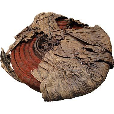 Santa Cruz Islands, feather money. From the Kuhn Collection. MoneyMuseum Zurich