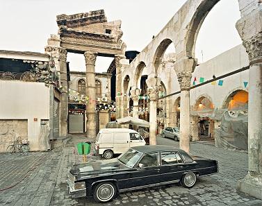 Jupiter-Tempel, Damaskus, Syrien, 2011. Foto: © A. Seiland.