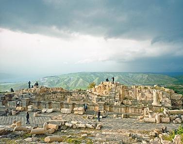 Umm Qais, Jordanien, 2009. Foto: © A. Seiland.