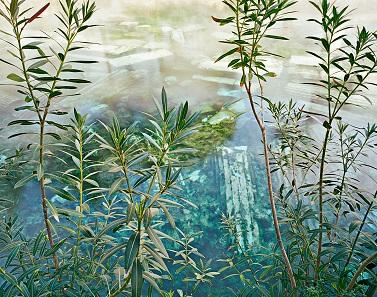Kleopatras Pool, Pamukkale, Hierapolis, Türkei, 2011. Foto: © A. Seiland.