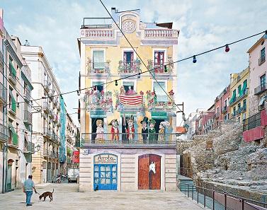Tarragona, Spanien, 2013. Foto: © A. Seiland.
