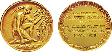 Los 2717: Vereinigte Staaten von Amerika. Goldmedaille 1933. Taxe: 4.750 Euro.