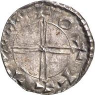 Harald Hardrada, 1045-1066. Denar. ABH 5.12. Aus Auktion Künker 121 (2007), 696.