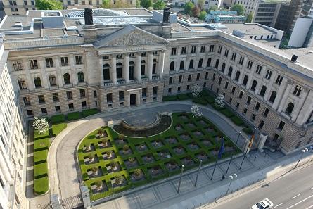 Das Bundesratsgebäude in der Leipziger Straße in Berlin. Foto: Bundesrat.