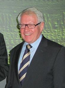 Fritz Rudolf Künker. Träger des Eligius-Preises 2018.