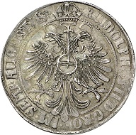No. 2762: Bremen. Reichstaler 1602. Very rare. Extremely fine. Estimate: 15,000 euros.