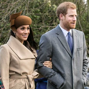 The royal couple on last year's Christmas Day. Photo: Mark Jones / CC BY 2.0