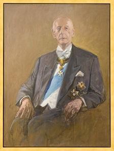 Porträt von Andrzej Chiechanowiecki.