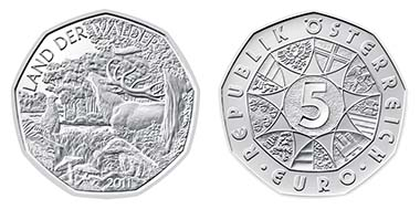 Austria - 5 Euro