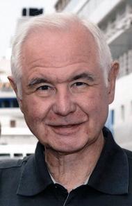 Gerd-Volker Weege (1945-2018). Photo: © Weege family.